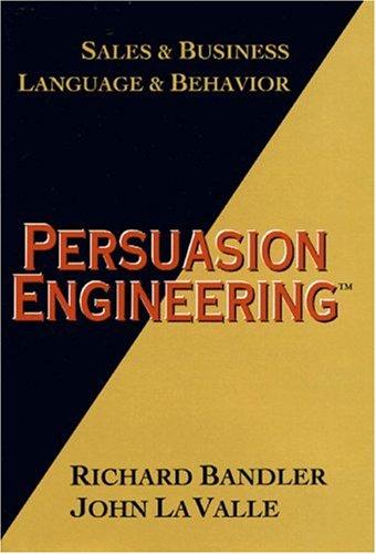 persuasion engineering