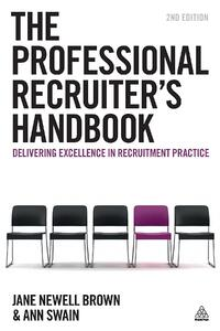 the professional recruiter's handbook